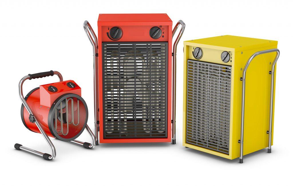 Промышленные электрические тепловентиляторы Тепломаш