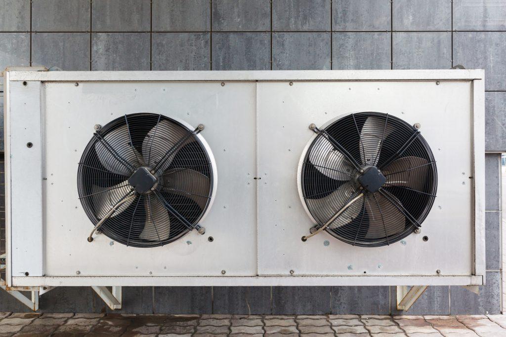 Компактные осевые вентиляторы ВО
