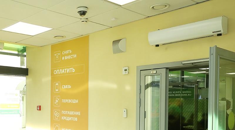 Тепловая завеса КЭВ-1.5П1122E купить в Хабаровске